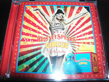 Britney Spears Circus Junior Vasquez Remix / Kill The Lights Perfume Promo CD