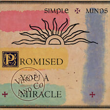SIMPLE MINDS - Promised You A Miracle [Remix Version] 1982 Maxi-Single US 12""