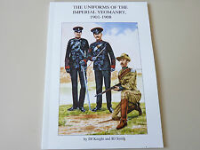 The Uniforms of the Imperial Yeomanry 1901-1908 Reference Guide Book - Badges