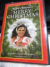 Marie Osmonds Merry Christmas Collection DVD in Case 2001