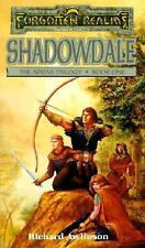 Forgotten Realms Shadowdale: The Avatar Trilogy Book 1  (1989, Paperback)