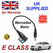 Mercedes Benz E CLASS A0018279204 3.5mm jack MP3 iPod cable replacement