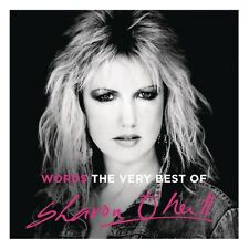Sharon O'Neill Words the Very Best of 2014 cd ,new