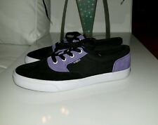 Vox Kruzer Skateboarding shoes Black/Purple Size 9