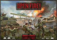 Flames of War Open Fire Starter Set with British, American & German Forces