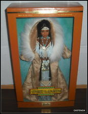 NRFB BARBIE  MATTEL FIRST IN SERIES SPIRIT OF THE EARTH NATIVE AMERICAN DOLL