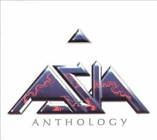 ANTHOLOGY by Asia (Rock) Audio CD 1999 Original Masters