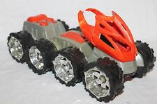 RARE Hot Wheels Acceleracers Crawler Hyperpod DLX 8 Wheeled Vehicle Car Launcher