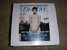 CD PROMO BANDES ANNONCES FILM CINE LIVE 84 11.2004 AUDREY TAUTOU BRICE de NICE