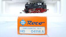 Roco HO/DC 04114 A Dampf Lok BR 80 028 DB (CQ/187-25S9/2)