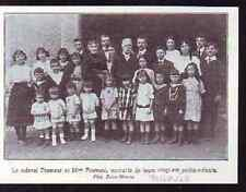 1914  --  TOULOUSE  FAMILLE NOMBREUSE Cel FROMENT  M295