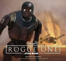 The Art of Rogue One: a Star Wars Story...New Illustrated Hardcover