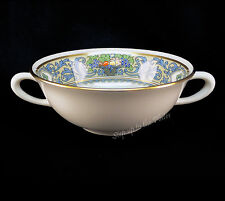 Lenox China AUTUMN Cream Soup Dessert Bowl /s 2 Handles First Quality S-1