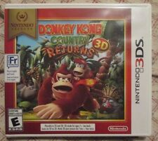 Nintendo 3DS Donkey Kong Country 3D Returns (Brand new)