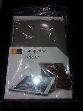 085854232432 - Case Logic Snap View folio Plox Case for iPad Air-gray-New