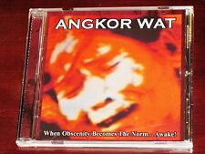 Angkor Wat: When Obscenity Becomes The Norm...Awake! CD 2015 Bonus Tracks MR072