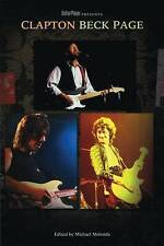 Eric Clapton, Jeff Beck and Jimmy Page All In One Amazing Book