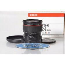 Canon TS-e 24 mm f/3.5 II L objetivamente