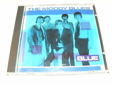 "THE MOODY BLUES ""BLUE"" CD PICKWICK 1989"