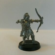 games workshop  Lord of the rings metal uruk hai lurtz