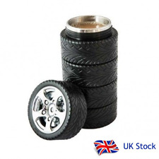 Tyre Mug 300ml Stainless Steel Thermo Mug