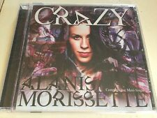ALANIS MORISSETTE CRAZY 5 MIX BRAND NEW SEALED MAXI SINGLE FREE SHIPPING