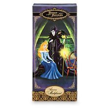 AURORA MALEFICENT DOLL SET SLEEPING BEAUTY DISNEY FAIRYTALE DESIGNER COLLECTION