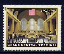 2013 #4739 $19.95 Grand Central Terminal Express Mail Stamp Mint NH