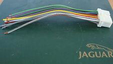 NEW JAGUAR XJS 1994 RADIO REVERSE HARNESS OR RADIO FACTORY HARNESS