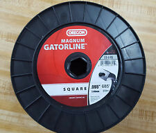 .095 Square Magnum Gatorline, 3 lb. Spool, 681' Oregon 22-895