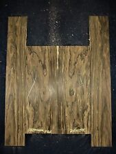 Guitar Luthier Tonewood Figured ZIRICOTE PREMIUM GRADE Acoustic BACKS SIDES SET
