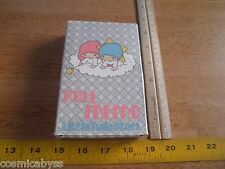 SANRIO 1976 Little Twin Stars Roll Memo MIP Made in Japan RARE VINTAGE