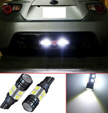 LED for Lexus IS 250 350 Xenon White LED T15 912 921 906 Projector Reverse Light