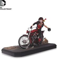 DC Comics Gotham City Garage Harley Quinn Statue - Joker, Batman