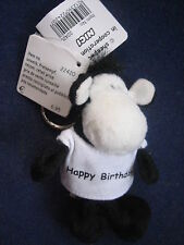 "MDS NICI ORIGINALE Sheepworld ""Happy Birthday"" con anello chiave, UVP 6,95 EUR"