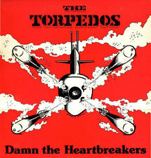 Indie Artist The Torpedos, Damn the Heartbreakers LP Vinyl Record Album