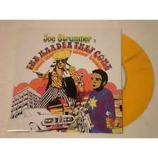 "JOE STRUMMER Harder They Come 7"" CLASH Sublime ska colored Specials Jimmy Cliff"