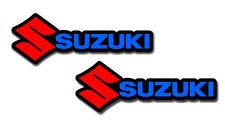 SUZUKI ADESIVI VINILE STICKERS AUTO MOTO GP RACING TUNING RALLY SPONSOR LOGO SU