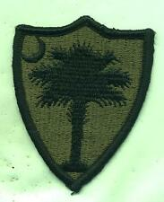 US Army South Carolina National Guard Subdued Patch