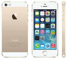 Apple Iphone 5s 64GB GOLD |IMPORTED IOS 9 UNLOCKED