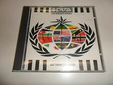 Cd  Let them eat bingo (1989/90) von Beats International
