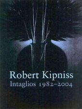 Robert Kipness: Intaglio's 1982-2004, General, All Titles, Tom Piche, Very Good,