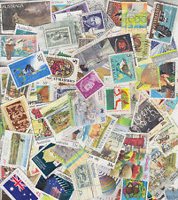 DECOUPAGE-150 AUSTRALIAN STAMPS FOR DECOUPAGE-$7.00 FREEPOST