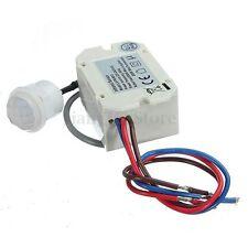 220V IR Infrarouge Interrupteur Lampe Relais Module Capteur Détecteur Mouvement