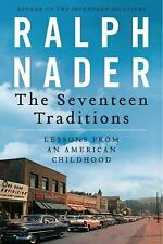 THE SEVENTEEN TRADITIONS by Ralph Nader BRAND NEW BOOK EBAY BEST PRICE!