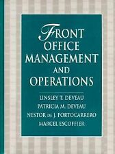 Front Office Management and Operations