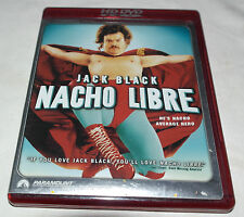 HDDVD Nacho Libre [HD DVD] [2006] [US Import] Jack Black