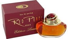 Red Pearl Perfume Eau de Parfum EDP 3.4 oz by Paris Bleus for Women NIB