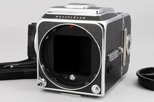 【NEAR MINT】 Hasselblad 500C Body w/ A12 Film Back,Strap from JAPAN #725