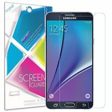 [6-Piece] Samsung Galaxy Note 5 Screen Protector Anti-Glare Matte  Cover Guard